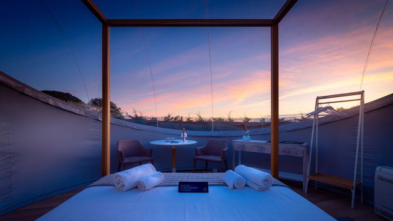 Hotel Mi Luna Open Rooms