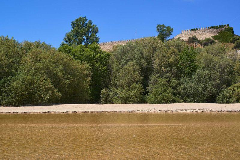 Rio Alberche y su ribera