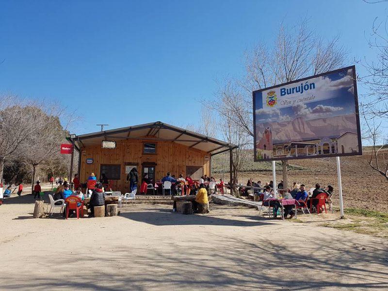 Bar Refugio de Las Barrancas