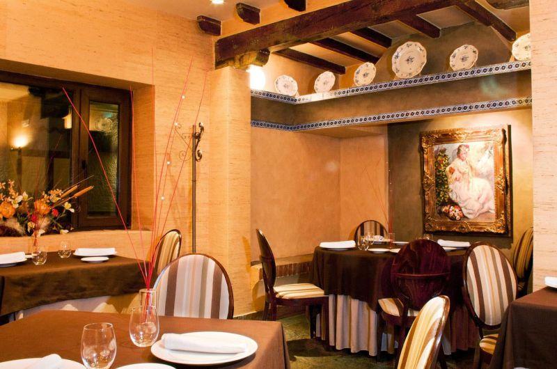 Restaurante El Borbollón (Hotel Spa La Salve)