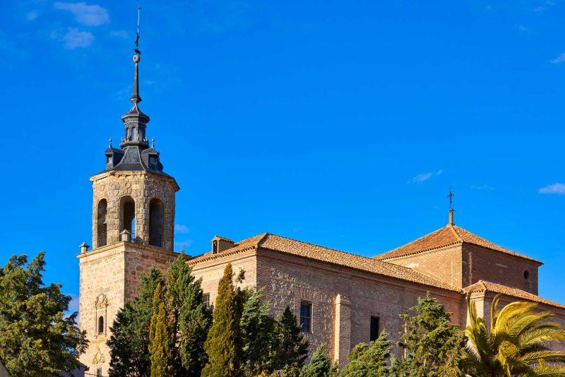 Iglesia parroquial de la Asunción de Nuestra Señora